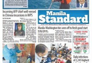 ASEANASEAN HEADLINES: TOP STORY- PH blasts China's law on SCS: DFA tags it as 'war threat' in allowing Sino coast guards to fire at foreign ships