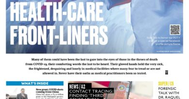 ASEAN HEADLINES: MANILA- 2020 Filipinos of the Year: Health care frontliners