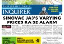 ASEAN HEADLINES:  MANILA HEADLINE- Varying prices of Sinovac COVID-19 vaccine raise alarm