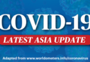 COVID-19 PANDEMIC: ASIA UPDATES- INDIA TO TIMOR-LESTE- Here is the ASIAN status as of Saturday 7am January 16 2021
