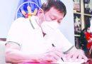 HEADLINE-COVID 19 NEW VARIANTS & VACCINES: MANILA -President Rodrigo Duterte signs the COVID-19 Vaccination Act of 2021