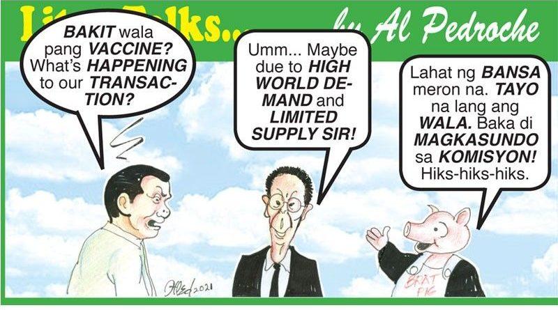 ASEANEWS COMICS: Litra Talk– Commissions