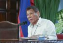 DU30'S CORRUPTION: MANILA- Duterte admits eradicating corruption 'impossible'