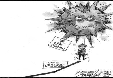 ASEANEWS EDITORIAL CARTOONS:   Spreading threat