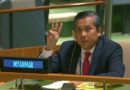 DEMOCRACY-FREEDOM:  Exclusive: Myanmar U.N. envoy formally stakes claim as legitimate representative