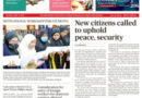 ASEAN HEADLINES: BRUNEI DARUSSALAM- New citizens called to uphold peace, security