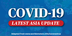 COVID-19- NEW VARIANTS & VACCINES: GLOBAL & ASIAN status as of Sunday, 7am, April 11, 2021