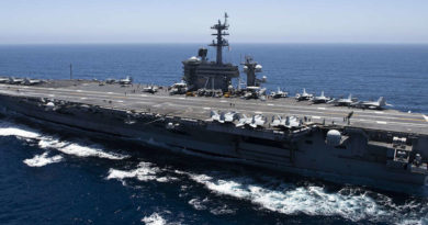 THE DAILY PLANET:  Pentagon considering permanent naval task force to counter China in the Pacific