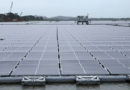 SCI-TECH: SINGAPORE-  Singapore unveils one of the world's biggest floating solar panel farms