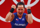 2020 TOKYO OLYMPIC: TOKYO Japan- Hidilyn Diaz wins first Olympic gold for Philippines