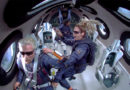 SPACE-SCI-TECH: TRUTH OR CONSEQUENCES, N.M.,—  Billionaire Branson soars to space aboard Virgin Galactic flight