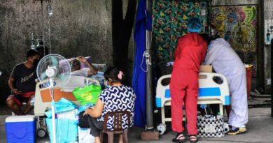 COVID-19 PANDEMIC: MANILA  Philippines-  Burnt out: Philippine nurses battle Covid-19, resignations