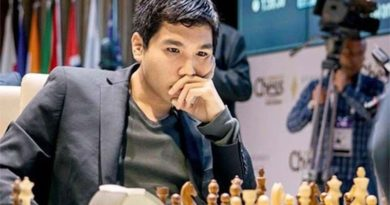 CHESS:  2021 US Chess Championships: Wesley So preserves share of lead in Round 8